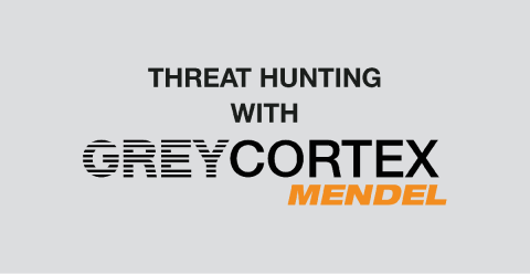 THREAT HUNTING WITH MENDEL
