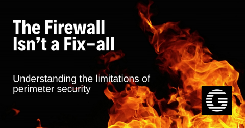 Firewalls are effective, but leave gaps