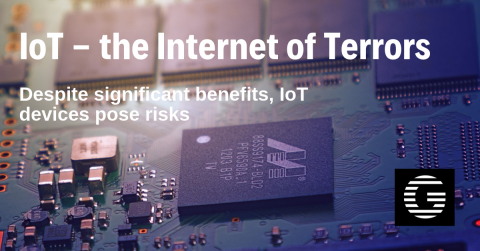 IoT devices create risks